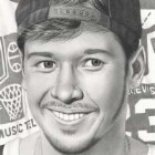 Art Drawing - Donnie Wahlberg Portrait - MTV Rock 'n' Jock