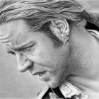 Art Drawing - Russell Crowe Portrait - Capt. Jack Aubrey in 'Master and Commander: The Far Side of the World'