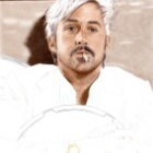 Art Drawing - Making of Ryan Gosling Portrait - Holland March in 'The Nice Guys' - Step 3