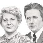 Art Drawing - Mauricette & Jean - Portrait - Commission