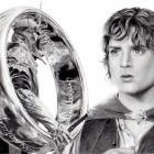 Art Drawing - Making of Elijah Wood Portrait - Ring Bearers: Frodo & the Witch King - Lord of the Rings - Step 10