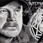 Art Drawing - Jim Beaver Portrait - Bobby Singer in Supernatural