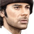 Art Drawing - Making of Aidan Turner Portrait - Ross Poldark - Step 6