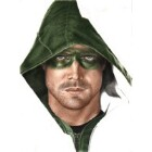 Art Drawing - Making of Stephen Amell Portrait - Oliver Queen - Arrow - Step 6