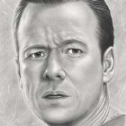 Art Dessin - Portrait de Donnie Wahlberg - Horst Cali - Kill Point