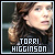 one woman revolution – The Torri Higginson Fanlisting